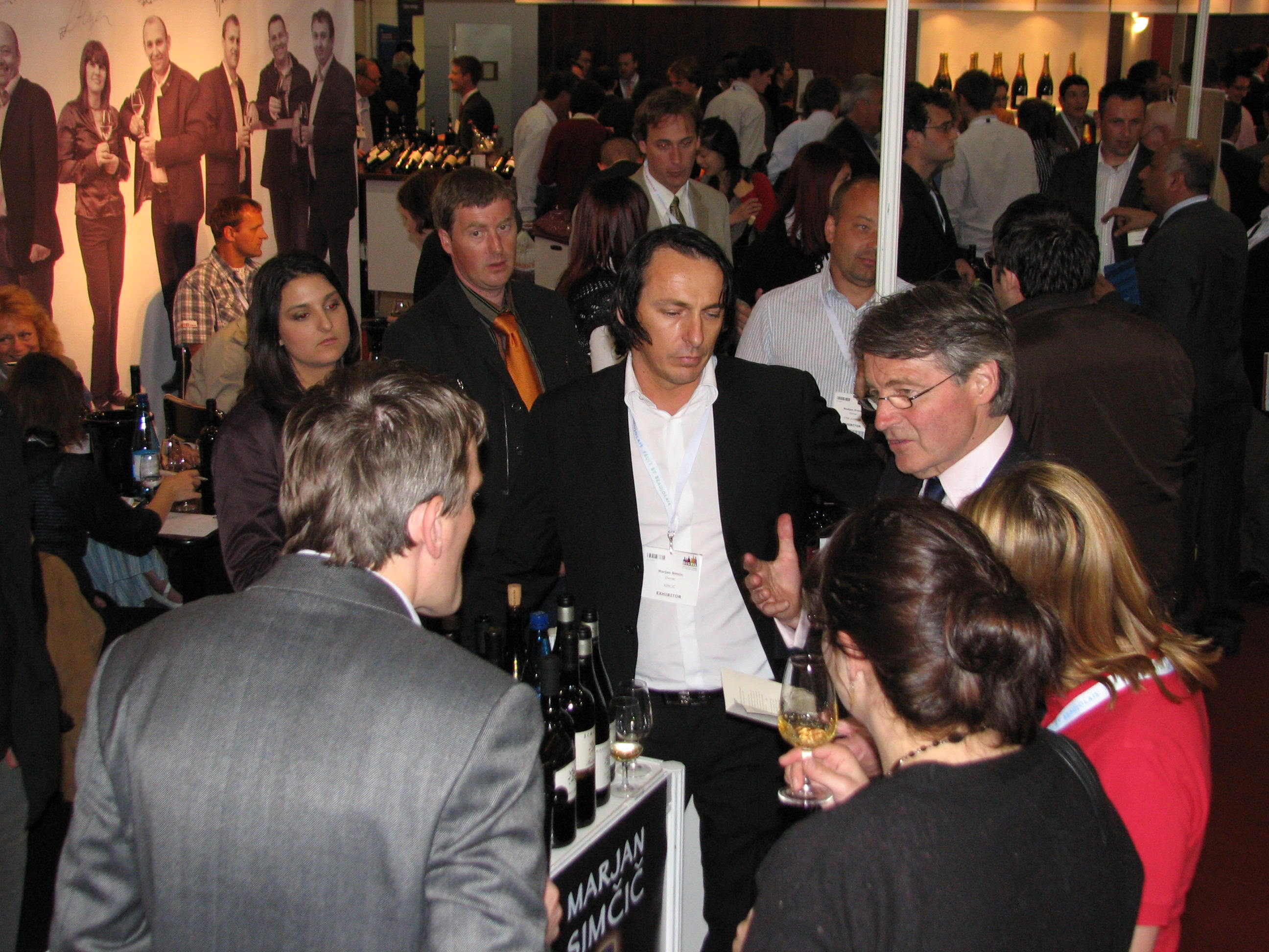London int wine fair10 1
