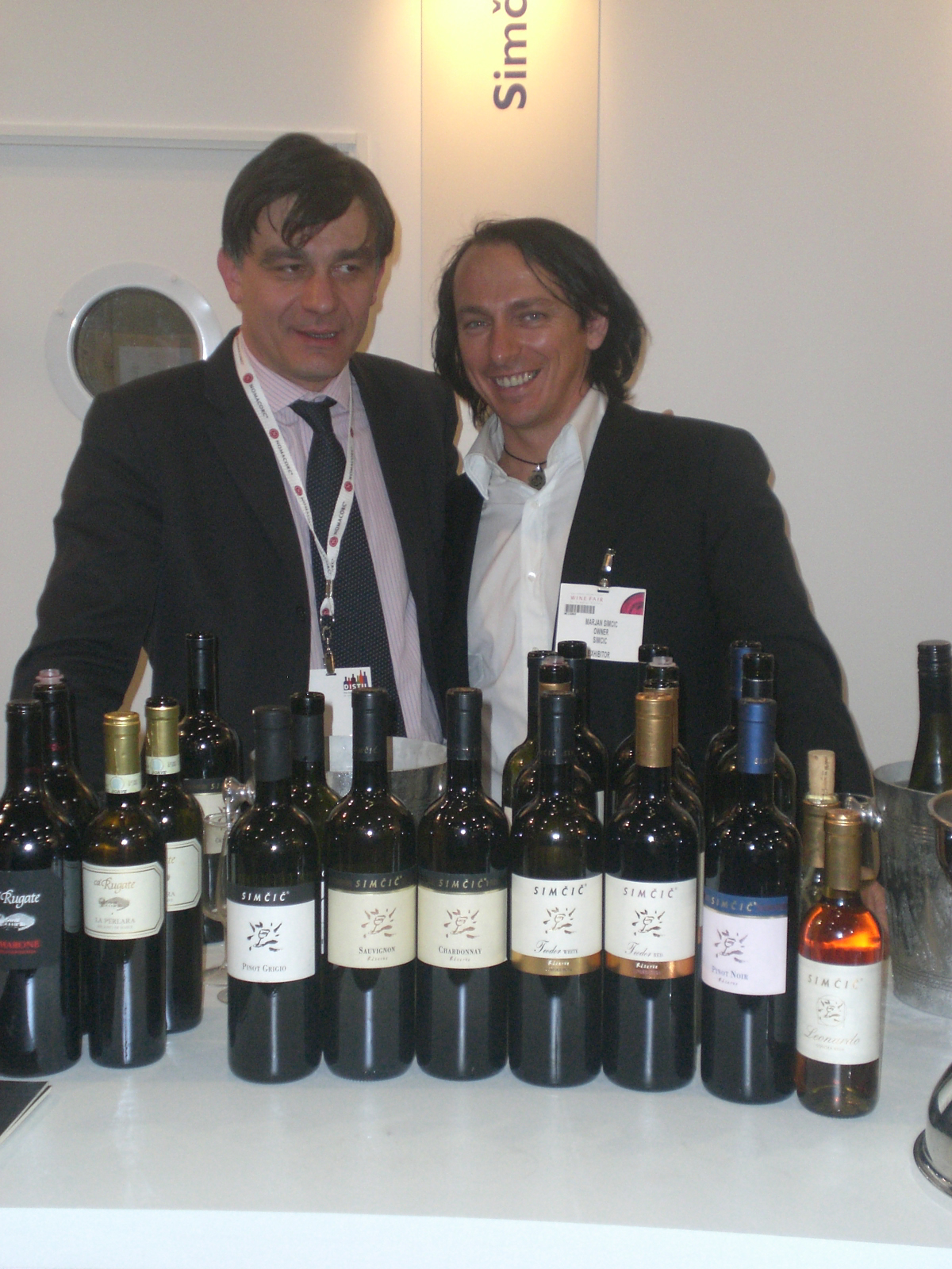 London int wine fair10 2