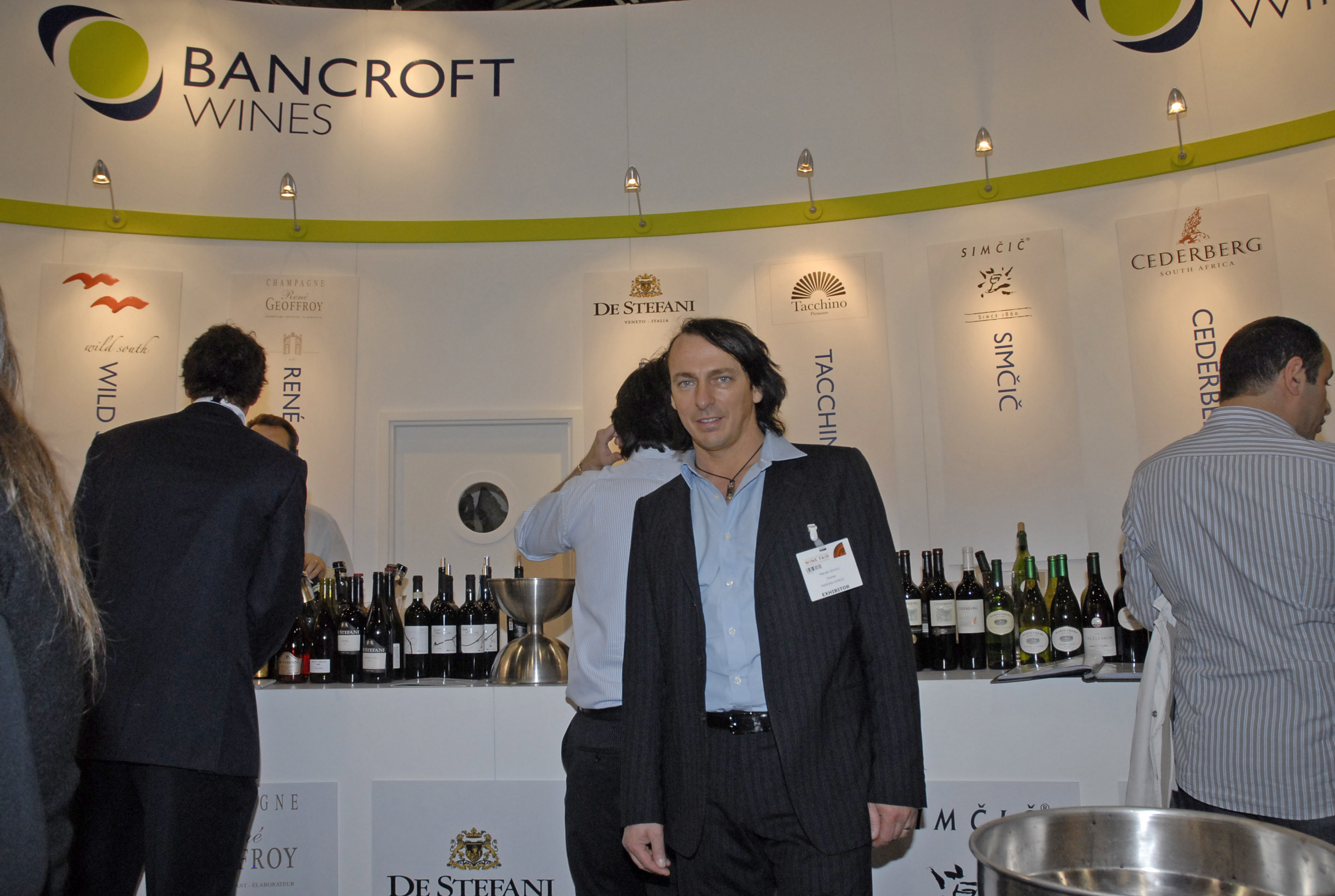 London int wine fair10 4
