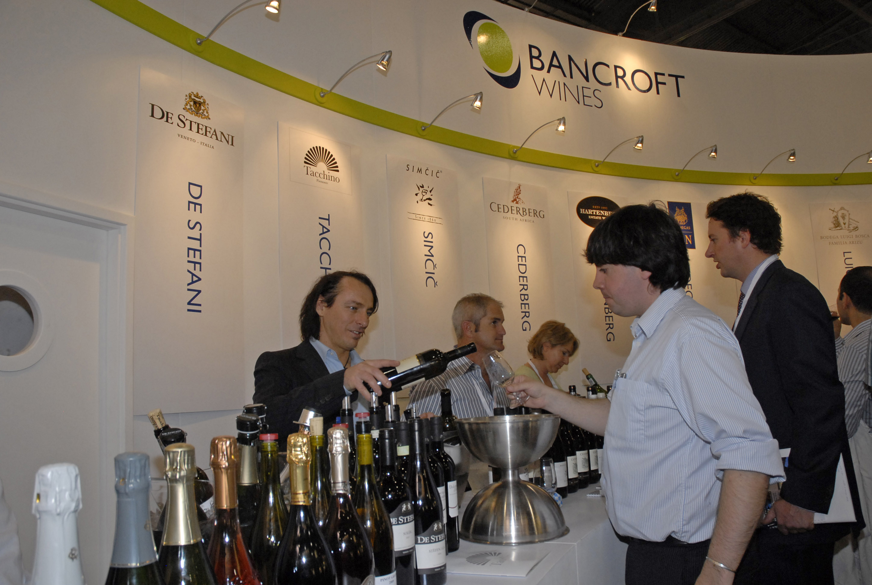 London int wine fair10 6