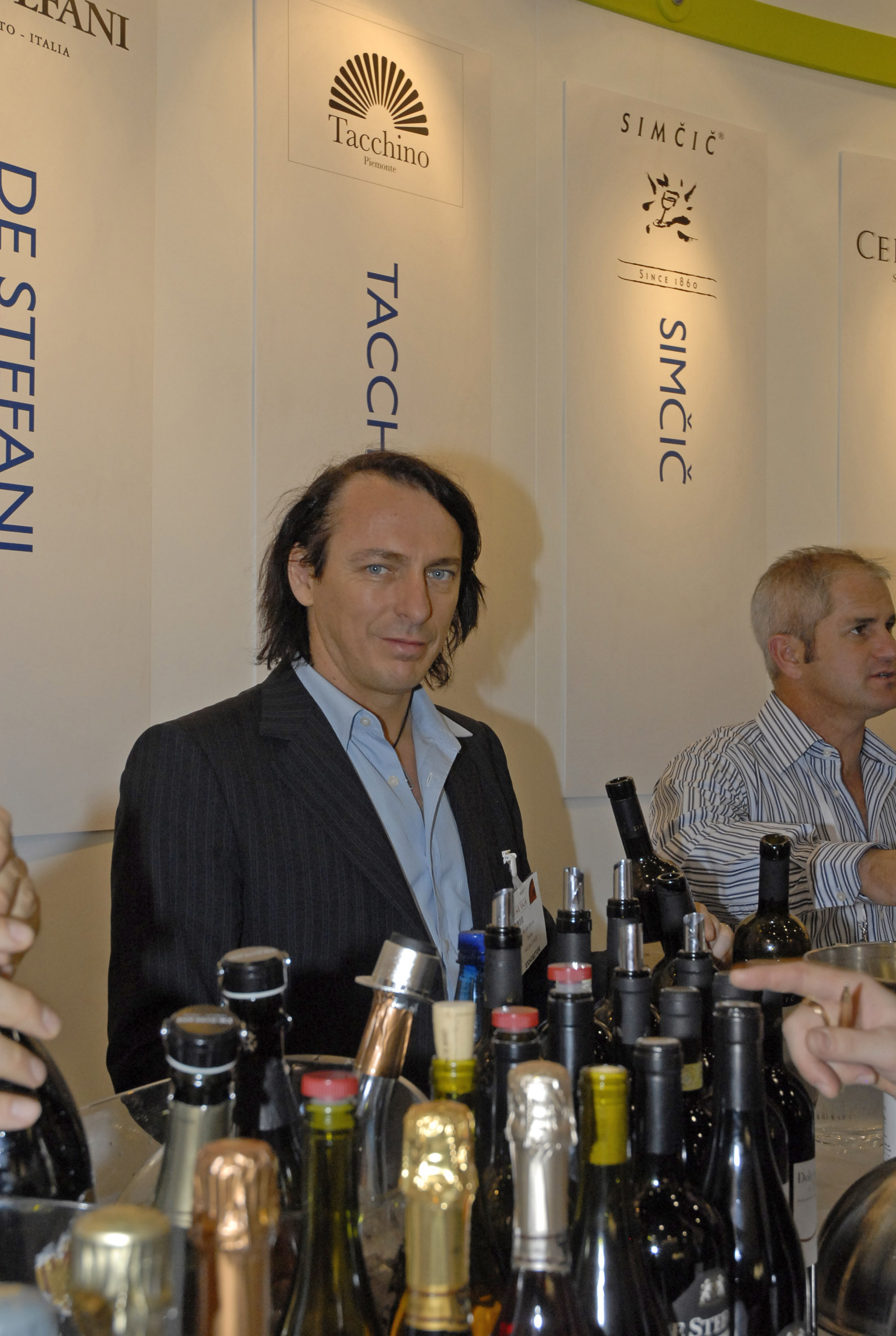 London int wine fair10 7