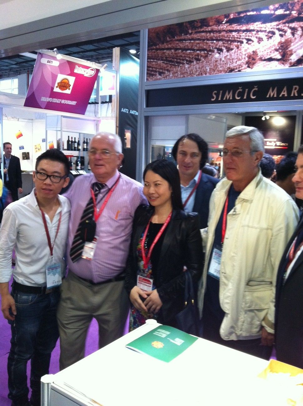 InterWine China12 Marchello Lippi