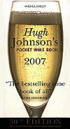 hugh johnsons pocket wine book 2007