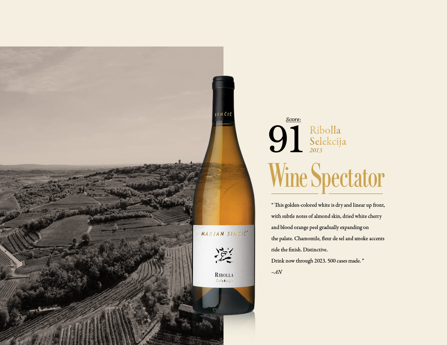WineSpec 1440